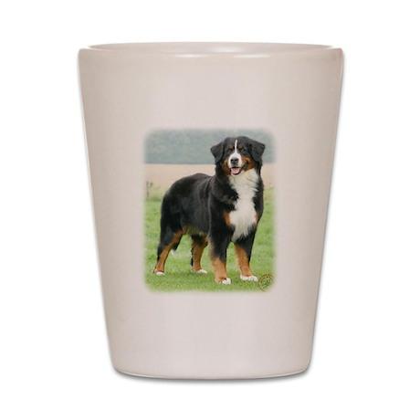 Bernese Mountain Dog 9Y066D-1 Shot Glass