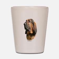Bloodhound 9Y404D-135 Shot Glass