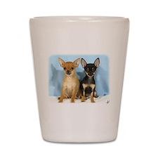 Chihuahuas 9W079D-011 Shot Glass