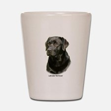 Labrador Retriever 9A054D-23a Shot Glass
