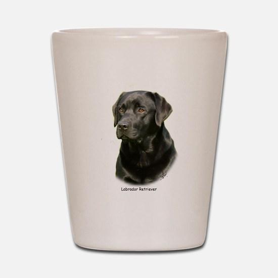 Labrador Retriever 9A054D-23a Shot Glass