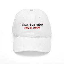 7/8/2006 Wedding Baseball Cap