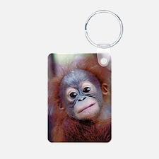 Baby Orangutan Keychains