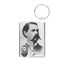 Wyatt Earp / Doc Holliday Keychains
