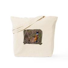 Pheasant 407 Tote Bag
