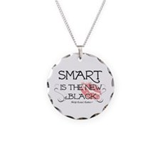 Smart Is The New Black Necklace