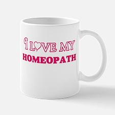 I love my Homeopath Mugs