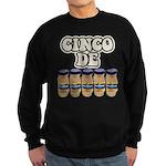 Cinco De Mayo Dark Version Sweatshirt (dark)