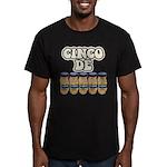 Cinco De Mayo Dark Version Men's Fitted T-Shirt (d