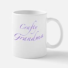 Crafty Grandma Mug