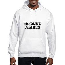 The Dude Abides Hoodie