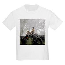 Cowboy in Snow T-Shirt