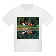Horse Reflection T-Shirt