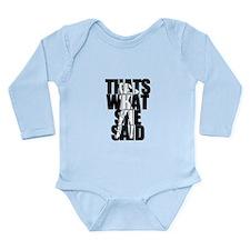 Unique Steve carell Long Sleeve Infant Bodysuit