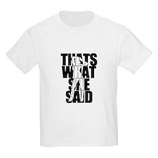 Funny Steve carell T-Shirt