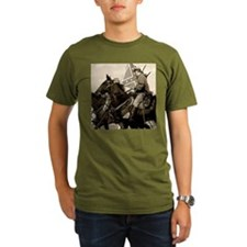 Civil War Cavalry T-Shirt