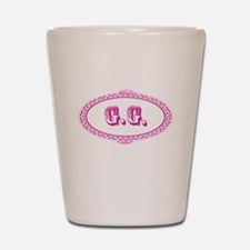 G.G. Shot Glass