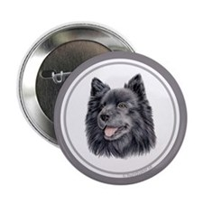 "Swedish Lapphund 2.25"" Button (10 pack)"