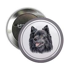Swedish Lapphund Button