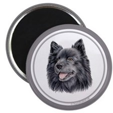 Swedish Lapphund Magnet