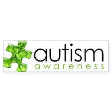PuzzlesPuzzle (Green) Bumper Sticker