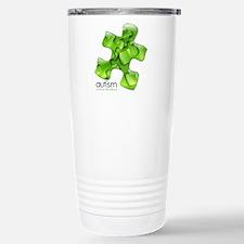 PuzzlesPuzzle (Green) Travel Mug