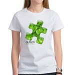PuzzlesPuzzle (Green) Women's T-Shirt