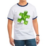 PuzzlesPuzzle (Green) Ringer T