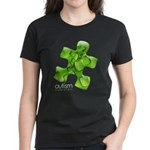 PuzzlesPuzzle (Green) Women's Dark T-Shirt
