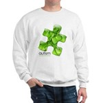 PuzzlesPuzzle (Green) Sweatshirt