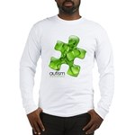 PuzzlesPuzzle (Green) Long Sleeve T-Shirt