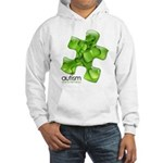 PuzzlesPuzzle (Green) Hooded Sweatshirt