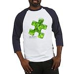 PuzzlesPuzzle (Green) Baseball Jersey