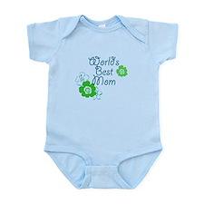World's Best Mom Infant Bodysuit