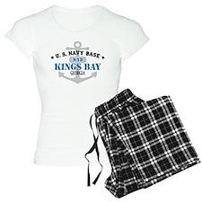 US Navy Kings Bay Base Pajamas