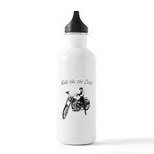 Ride Like The Devil Water Bottle