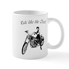 Ride Like The Devil Mug