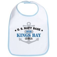 US Navy Kings Bay Base Bib