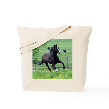 Walker in Spring Tote Bag
