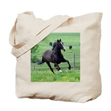 Walker in Spring Tote Bag