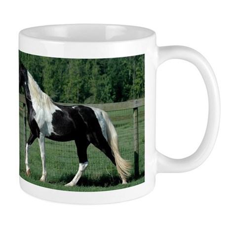 Spotted Walker Mug