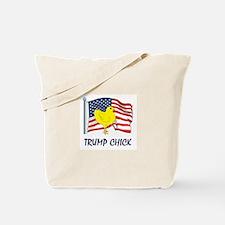 Trump Chick Tote Bag