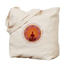 Bend Yoga Tote Bag