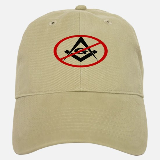 Anti Masons - Baseball Baseball Cap