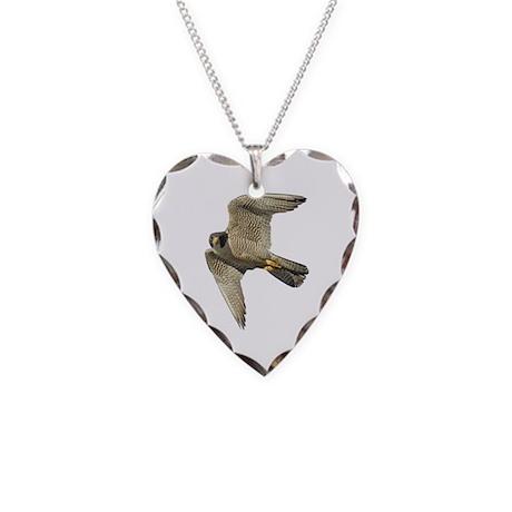 Clara Necklace Heart Charm