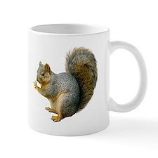 Peace Squirrel Small Mug