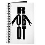 Typographic Robot Journal