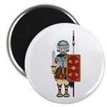"""Ancient Roman Soldier 2.25"""" Magnet (100 Pk)"""