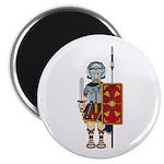 """Ancient Roman Soldier 2.25"""" Magnet (10 Pk)"""