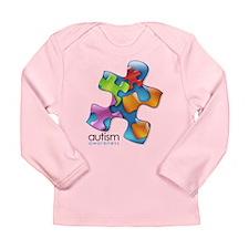 PuzzlesPuzzle (MC) Long Sleeve Infant T-Shirt